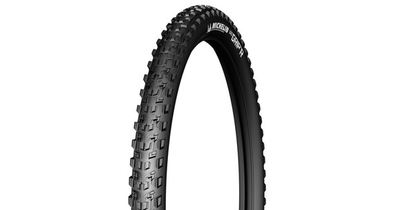 "Michelin Wild Grip'R Advanced renkaat 26 x 2,00"" , musta"